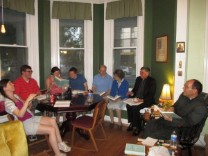 C.S. Lewis Bible Study, Sundays 7PM