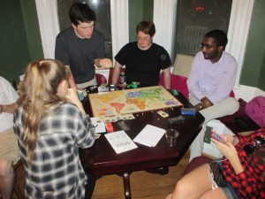 Game Night, Every other Friday, 7PM